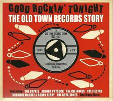 GOOD ROCKIN' TONIGHT THE OLD TOWN RECORDS STORY - 3 CD BOX SET