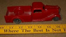 "Metal Masters Co. Pick-Up Truck , red Approx 6-1/2"" X 1-7/8"" X 1-7/8"""