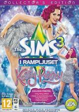 PC & Mac Spiel Die Sims 3 Showtime (Add-On) Katy Perry Collector's Edition NEU