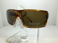 NEW VON ZIPPER SUNGLASSES SNARK WILD LIFE PTB TORTOISE/BROWN POLARIZED