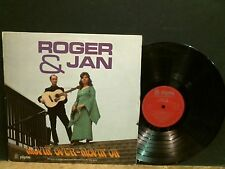 ROGER AND JAN  Movin' Over - Movin' On   LP   Fem vox  Xian Jazz   Lovely copy!