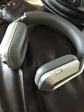 Monster Inspiration Over-Ear Active Noise Cancellation Headphones Gray Used Once