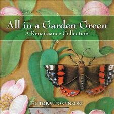 All in a Garden Green by TORONTO CONSORT THE
