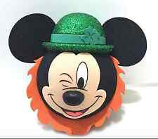 Disney Parks Mickey Mouse Leprechaun St. Patricks Day Car Antenna Top Topper