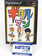 GITAROO MAN WAN PS2 NTSC-JAPAN USED OCCASION COMPLETE