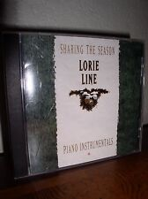 Sharing the Season: Piano Instrumentals by Lorie Line (CD, Sep-1995, Time Line P