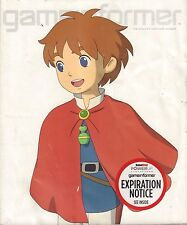 GameInformer 235 Ni No Kuni Cover  w/ML 053116DBE