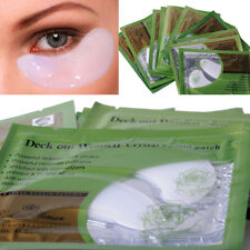 10 Pairs Anti-Wrinkle Dark Circle Gel Collagen Under Eye Patches Pad Mask Bag