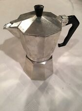 Vintage Italy Drip Coffee Maker Omegna Junior Express Circa 1969-1973 Excellent!