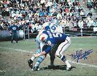 Autographed Mike Stratton Buffalo Bills 8x10 Photo w/COA