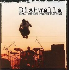 NEW CD - Live From the Flow State by Dishwalla