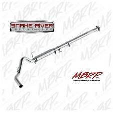 "MBRP 4"" EXHAUST 11-14 FORD F150 3.5L V6 ECOBOOST CAT BACK NO TIP S5248P"