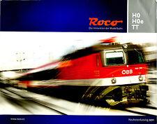 CATALOGUE ROCO, PROGRAMME 2011,  HO, HOe ET  TT, RARE