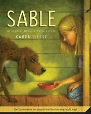Kids fun paperback gr 2-5:Sable-girl+stray dog forge unbreakable bond,obstacles?