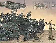 PETER PANZERFAUST #15 Ghost Variant by Geoff Darrow and Dave Stewart!