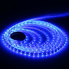 3528 5m 500cm Blue 300 LED SMD Flexible Light Strip Lamp DC 12V