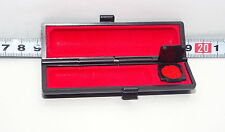 Japanese HANKO Stamp Case For 60.0×12.0mm Hanko Comes With Ink Pad