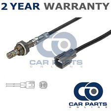 FOR TOYOTA PREVIA 2.4 2000-03 4 WIRE REAR LAMBDA OXYGEN SENSOR O2 EXHAUST PROBE