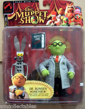 Muppets show 25 years-Palisades-Dr. Bunsen Honeydew-robot Rabbit-personaje