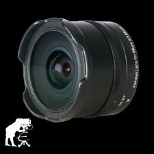 Dörr Fisheye Fischaugenobjektiv 12 mm F/7,4 für Sony Nex & Alpha E-Mount APS-C