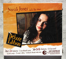 Norah Jones , Feels Like Home ( CD + DVD_Digipack Deluxe Edition )