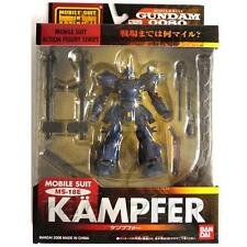 Bandai Gundam 0080 Mobile Suit In Action Figure MSIA Kampfer ( with data card )
