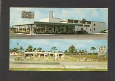 POSTCARD:  CHARLIE'S WAYSIDE FURNITURE & PATIO SHOP - NORTH MIAMI BEACH, FLORIDA