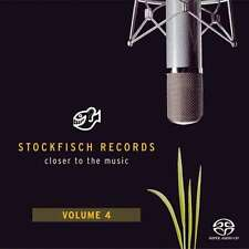 STOCKFISCH | Records - Closer To The Music Vol. 4 SACD NEU