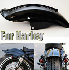 Motorcycle Rear Mudguard Fender For Harley Sportster Solo Bobber Chopper Cafe