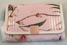 Ted Baker Botanica Bloom Ipad Xbody Clutch Bag Pink Unique Pattern For Each Bag