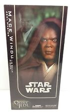 Sideshow  - STAR WARS 1:6 Scale figure - MACE WINDU - JEDI MASTER -