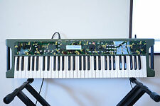 Korg X50 X50CF 61-Key Synthesizer Keyboard rare camouflage color model with bag