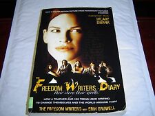 """""""GOOD CONDITION"""" THE FREEDOM WRITERS DIARY by Erin Gruwell (2006)"""