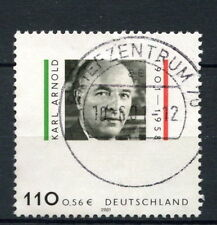 Germany 2001 SG#3042 Karl Arnold Used #A29025