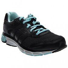 New Adidas Nova Cushion Women's Size 7.5 - Black White Blue Sports Shoes S81706