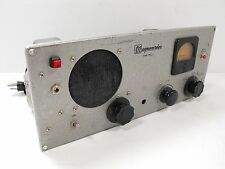 Magnecord Magnecorder PT6-J Reel-to-Reel Tube Preamplifier VINTAGE -PARTS/REPAIR