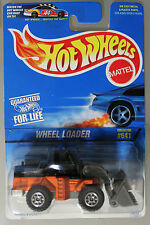 Hot Wheels 1:64 Scale 1997 Series WHEEL LOADER (ORANGE)