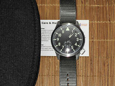 Maratac Large Pilot Arc Watch - 50 piece limited edition military sterile - NEW