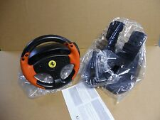 Thrustmaster Ferrari Racing Wheel Red Legend Edition   PS3 / PC 90 day warranty!
