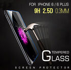 Premium Real Screen Protector Tempered Glass Protective Film For iPhone6/6S Plus