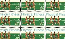 1983 - PHYSICAL FITNESS - #2043 Full Mint -MNH- Sheet of 50 Postage Stamps