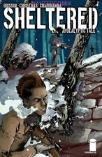 SHELTERED #8 IMAGE COMIC BOOK SOON TO BE TV SHOW NEW 2014 1