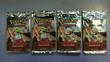 FIRST EDITION Pokemon NEO Discovery Booster Packs, WEIGHED, GUARANTEED HOLO-FOIL