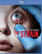 The Strain: The Complete First Season (Blu-ray Disc, 2014, 3-Disc Set)