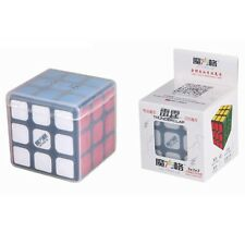 Qiyi MoFangGe Thunderclap 3x3x3 Speed Cube Smooth Puzzle Game Box Version Black