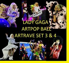 ★ LADY GAGA ARTRAVE ARTPOP BALL CONCERT 1300+ PHOTOS CD LIVE TOUR SET 3 + 4 ★