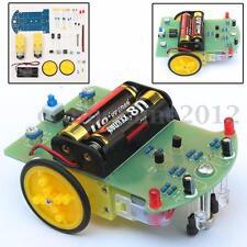 Module Smart Tracking Robot Auto Elettronico DIY Kit con Riduzione motore Set