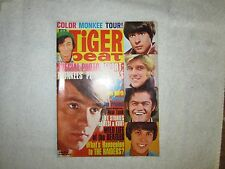 OCT.1967 Tiger beat Magazine Monkees  Hermans Hermits Dave Clark Five