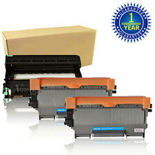 2PK TN450 + 1PK DR420 Toner Drum Set For Brother MFC-7860DW 7460DN DCP-7065DN