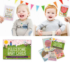 Milestone Baby Cards | Unique Memory Cards | Perfect New Baby Gift